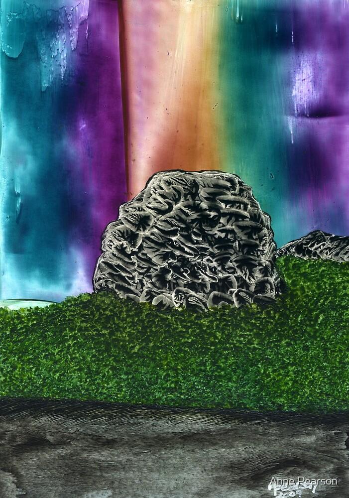 Devils Rock by Anne Pearson