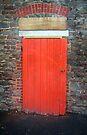 The Red Door by buttonpresser