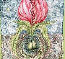 Floribunda Optimistica by Helena Wilsen - Saunders