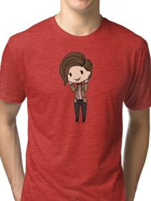 The Eleventh Doctor Tri-blend T-Shirt