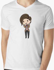 The Eleventh Doctor Mens V-Neck T-Shirt