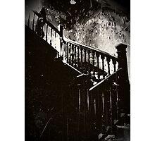 Creep ~ West Park Asylum Photographic Print