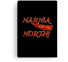 Narnia and the North! Canvas Print