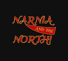 Narnia and the North! Womens Fitted T-Shirt