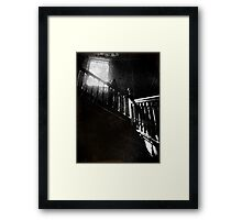 The Ascent ~ West Park Asylum Framed Print