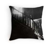 The Ascent ~ West Park Asylum Throw Pillow