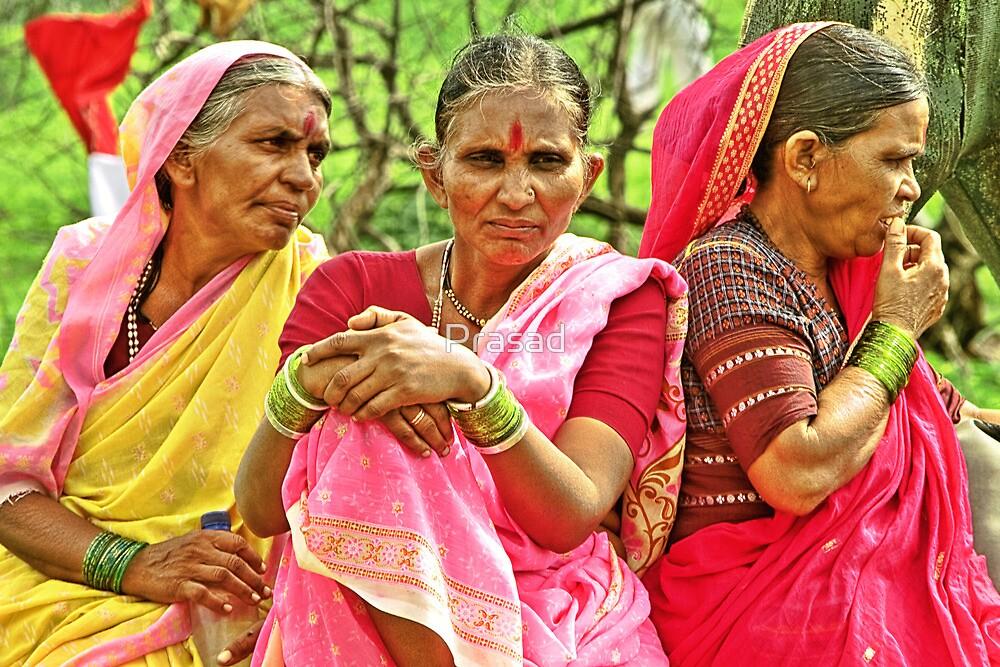 Waari - The Colors of India #2 by Prasad