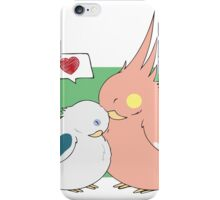Snuggle Buddies iPhone Case/Skin