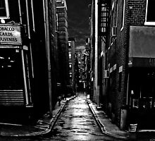 deadpan alley by shawhouse