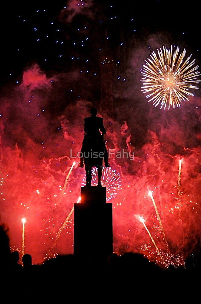 Bastille Day by Louise Fahy