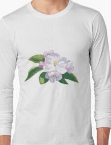 Apple tree blossom Long Sleeve T-Shirt
