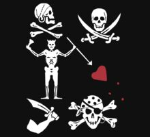 Pirate Flags by ZugArt