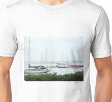kipany leaving the bay in Watch Hil, ri Unisex T-Shirt