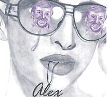 Alex in the the wonderland by Bobby Dar