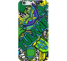 Tulane Collage iPhone Case/Skin