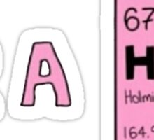 Ur A Ho Sticker