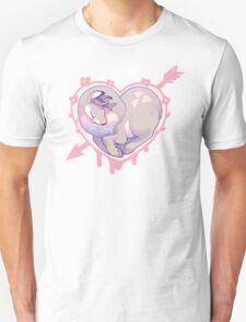 DEER HEART Unisex T-Shirt
