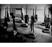 Cleanliness is Next To Godliness ~ West Park Asylum Photographic Print