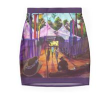 GYMPIE MUSTER - 25TH COLLECTION - MUSTER BAR Mini Skirt