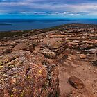 Out from Cadillac Mountain by hawkeye978