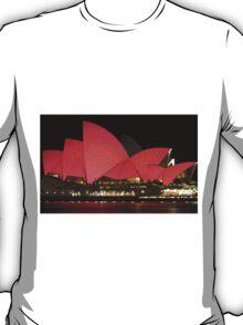 Vivid Festival, Sydney Opera House T-Shirt