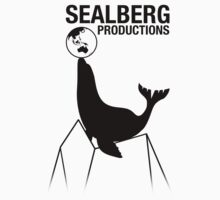 Sealberg Productions Logo Kids Clothes