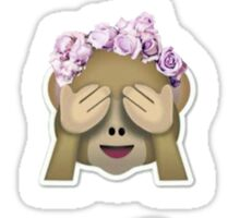 Lana Del Monkeys Sticker