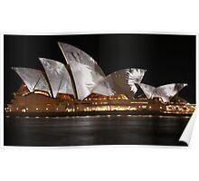 Vivid Festival, Sydney Opera House Poster