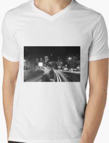 Rush hour Mens V-Neck T-Shirt