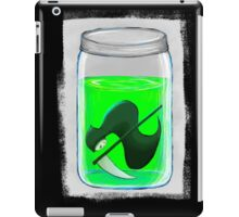 Death in a Jar iPad Case/Skin