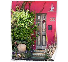 Tucson Door Poster