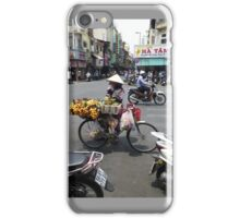 Bicycle Fruit Shop in Ho Chi Minh City iPhone Case/Skin