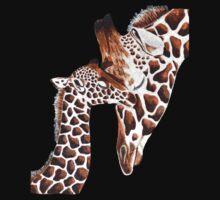 Giraffe Baby Love One Piece - Long Sleeve