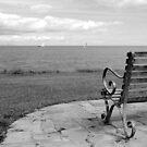 Skerries Bench II by Paul Finnegan