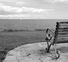 Skerries Bench II by Paul Finnegan