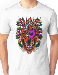 In Devil We Trust Unisex T-Shirt