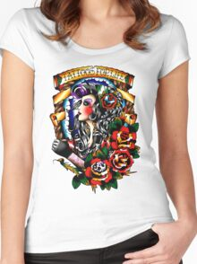Tattoos for Life Women's Fitted Scoop T-Shirt