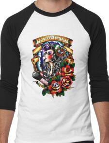 Tattoos for Life Men's Baseball ¾ T-Shirt
