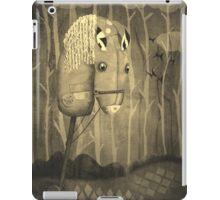 The Hobby Horse.   iPad Case/Skin