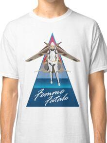 Femme Fatale Republic Propaganda Classic T-Shirt