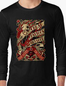 Informative Signs - Cheap tattoo aint good Long Sleeve T-Shirt