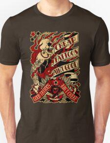 Informative Signs - Cheap tattoo aint good Unisex T-Shirt