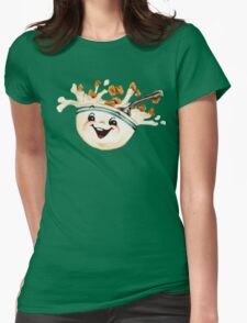 Cereal! Womens Fitted T-Shirt