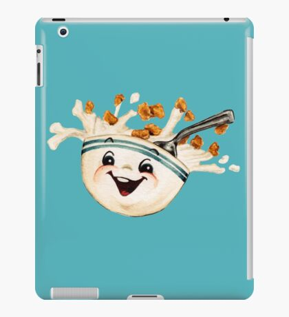 Cereal! iPad Case/Skin