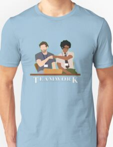 IT Crowd Teamwork Unisex T-Shirt