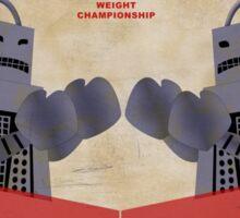 Prize Fight Sticker