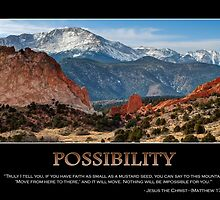 The Possibilities - Inspirational Panorama by Gregory Ballos | gregoryballosphoto.com
