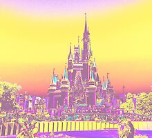 Magic Kingdom by ThatsArt