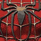 Spider Man Chest Plate by riskeybr