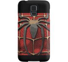 Spider Man Chest Plate Samsung Galaxy Case/Skin
